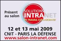 Solutions Intranet - Pilot Systems anime deux tables rondes les 12 et 13 mai 2009