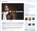 Pilot Systems s'affiche sur Facebook !