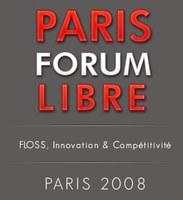 Interventions de Pilot Systems au Forum Mondial du Libre les 1 et 2 décembre 2008