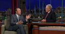 Kevin Spacey apprend Twitter à David Letterman