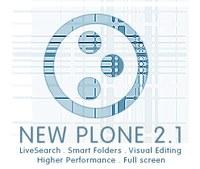 Lancement de Plone 2.1