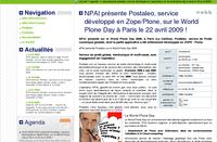 Le World Plone Day sur NPAI