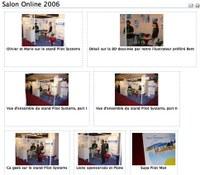 Online 2006 : l'open source fait son entrée sur le salon Online 2006