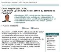 """L'Open Source, """"c'est l'aventure"""" et """"ce n'est pas sécurisé"""", selon le DSI de l'UCPA"""