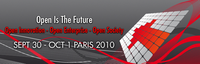 """Open World Forum 2010 : """"Open Is The Future"""""""
