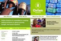 Oxfam America lève 14 millions de dollars pour le tsunami grâce à Plone