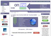 Pilot Systems met en ligne le site web du salon Online 2007