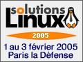 Pilot Systems sera présent au salon Solutions Linux 2005