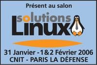 Pilot Systems sera présent au salon Solutions Linux 2006