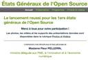Premiers États Généraux de l'Open Source