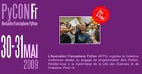 Pilot Systems sponsorise la Rencontre Francophone Python les 30 et 31 mai 2009