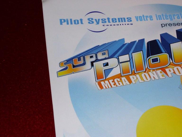 Supa Pilot Man
