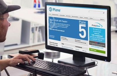 Hébergement du site plone.net