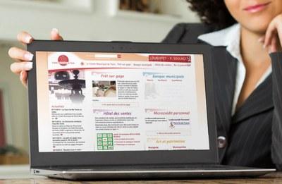 Hôtel des ventes en ligne pour le Crédit Municipal de Paris